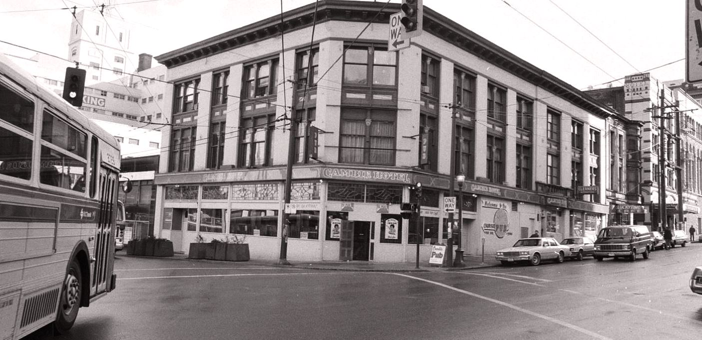 The spectacular drama and booze-filled history of The Cambie