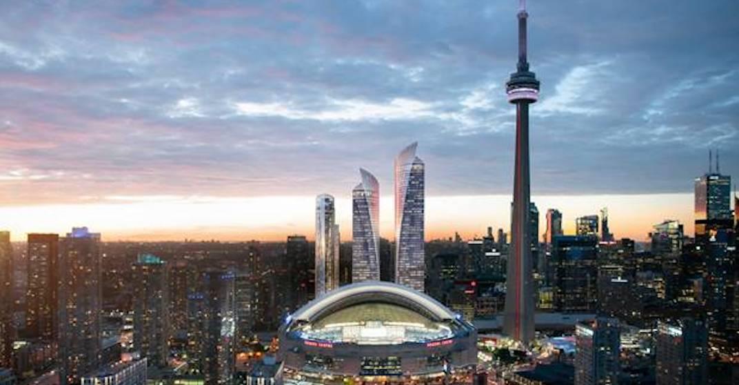 Historic $3.5 billion development coming to downtown Toronto (RENDERINGS)