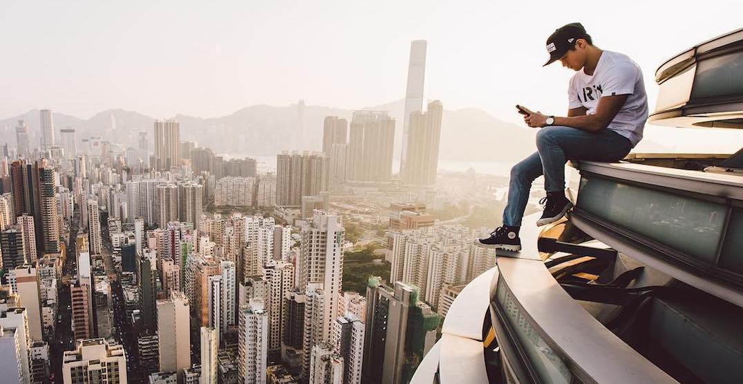 5 of the world's deadliest selfie spots
