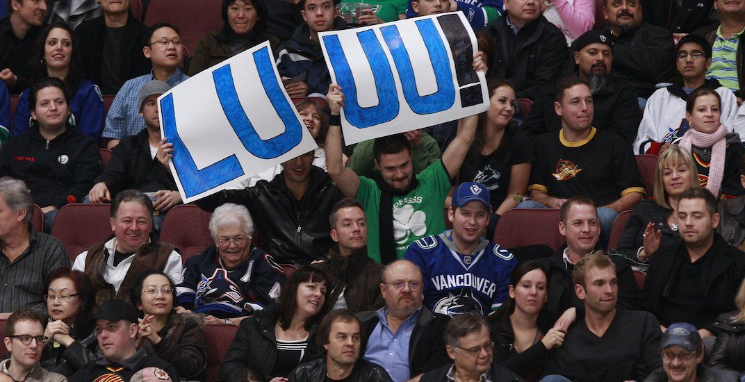 Canucks Fans React To Roberto Luongo S Retirement Offside