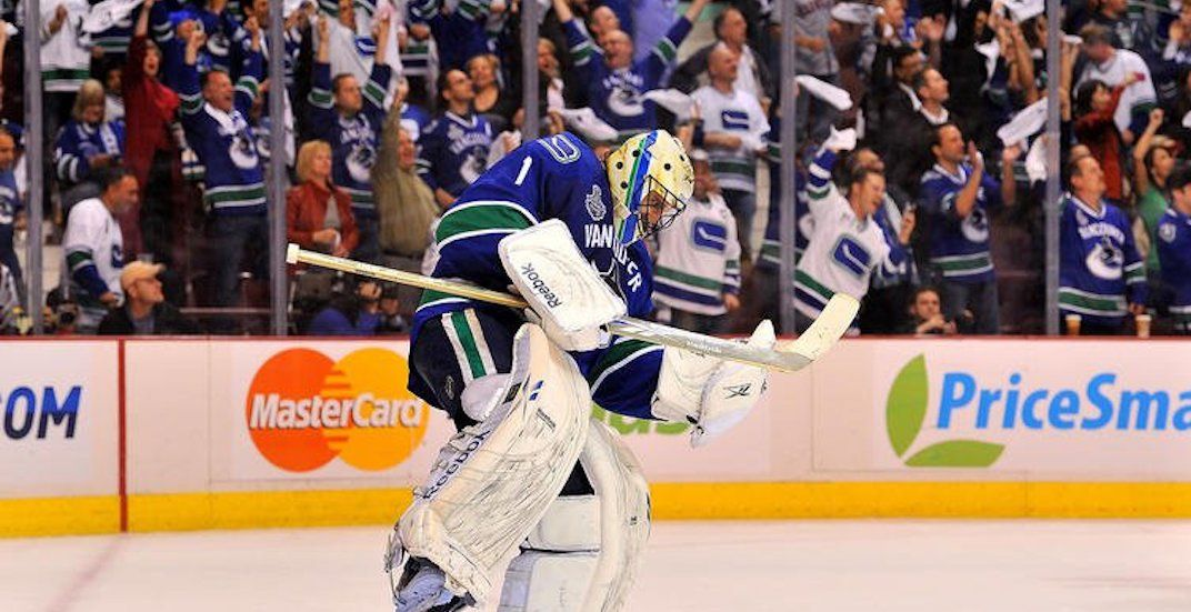 Roberto Luongo Left A Lasting Impression On Canucks Fans Offside