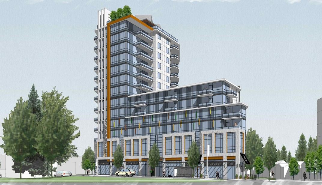 1503 Kingsway Vancouver Rona