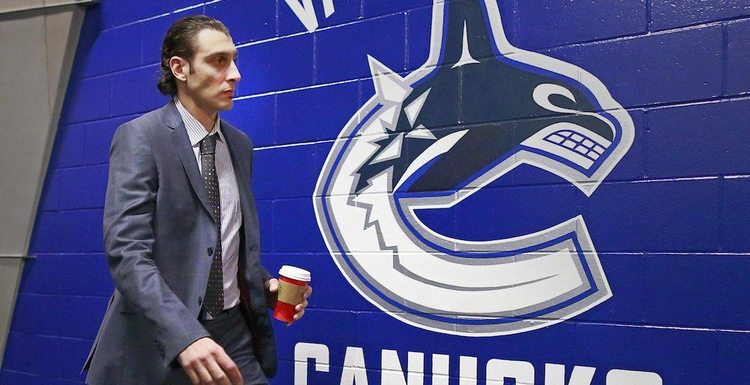 Roberto Luongo Pens Emotional Open Letter Explaining Decision To