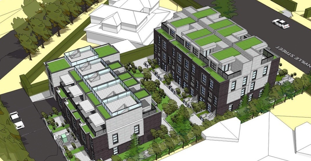 Townhouse project next to Shaughnessy hospice rejected by Vancouver city council