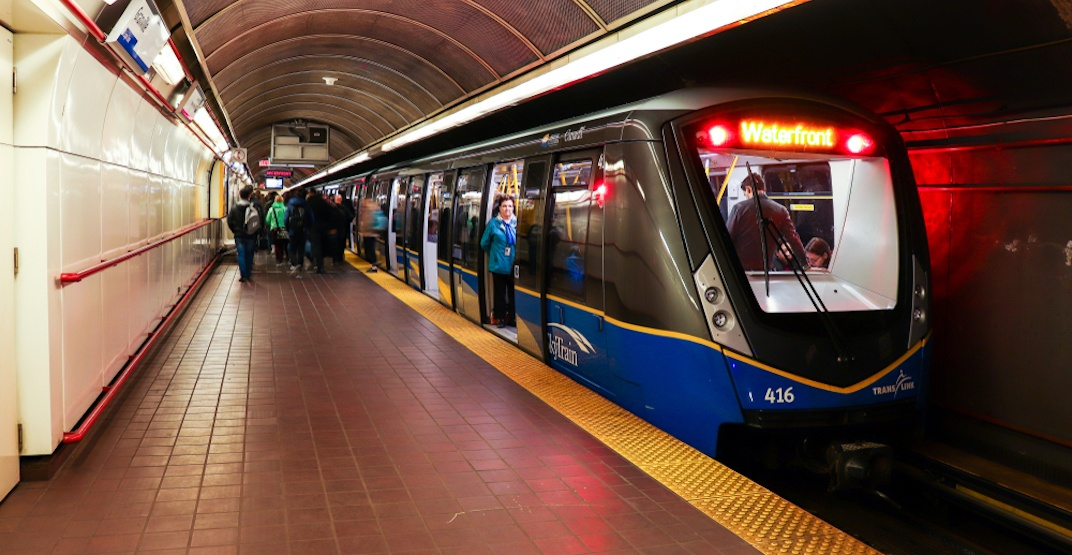 "Young man who made ""foolish decision"" to ride between SkyTrain cars fined $115"
