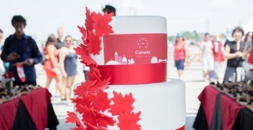 Montreal Canada Day