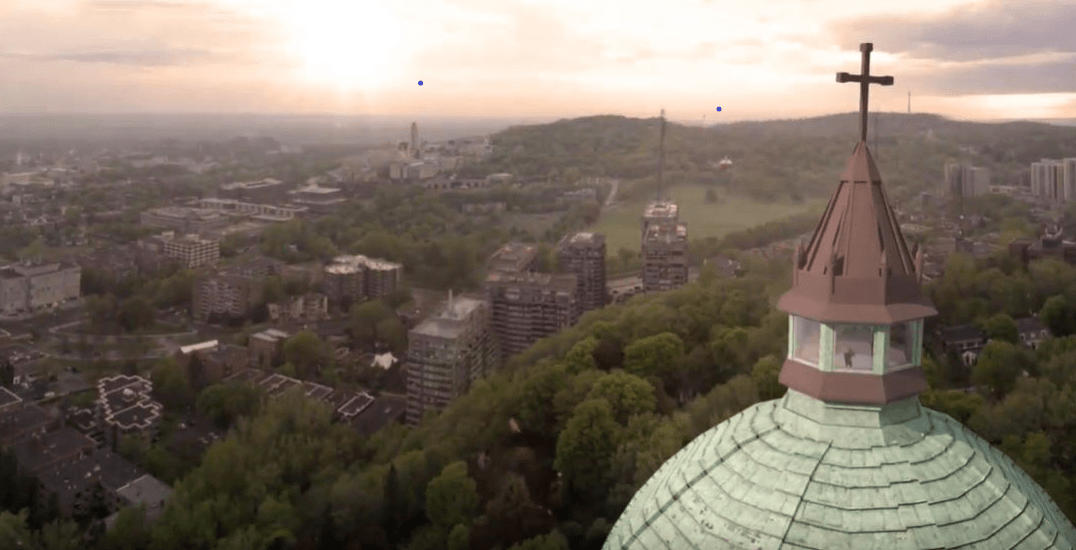 The newly renovated Saint Joseph's Oratory will offer 360° views of Montreal (VIDEO)