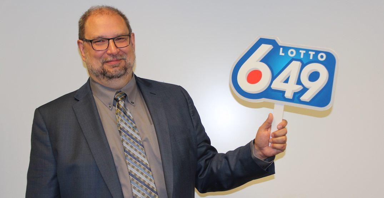 $14.9 million LOTTO 6/49 jackpot won by Edmonton man