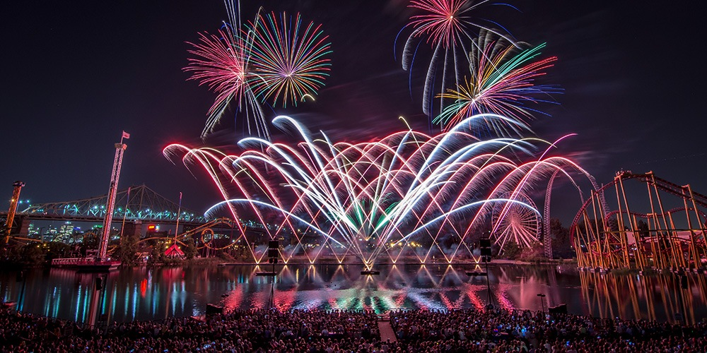 Montreal's International Fireworks Competition starts on June 29