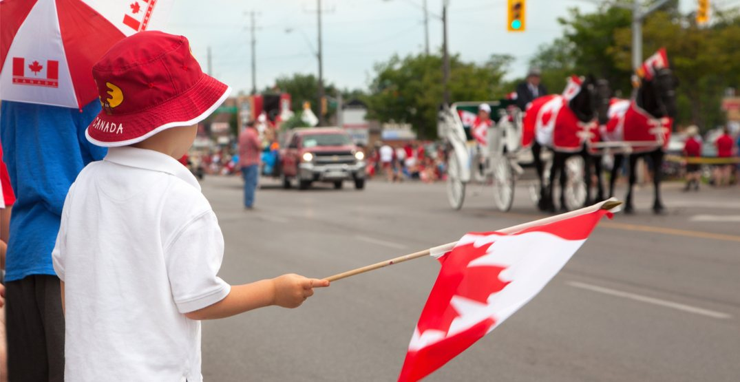 These are the road closures for Canada Day weekend: June 28 to July 1