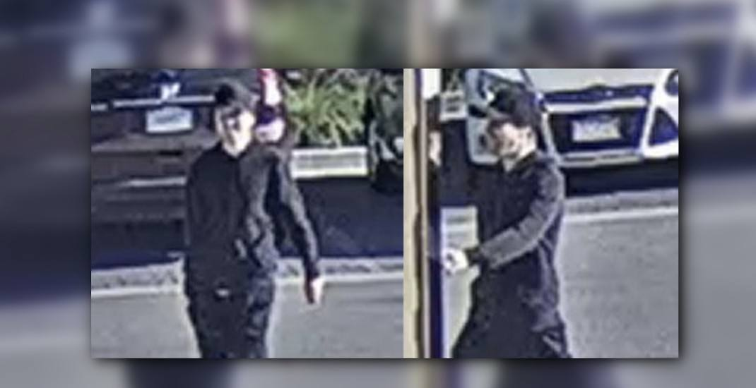 Richmond RCMP looking to identify suspected purse snatcher