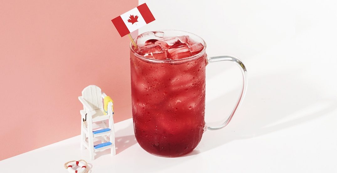 DAVIDsTEA is giving out FREE tea over Canada Day weekend