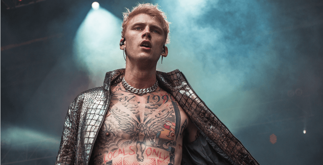 Badlands gets BIGGER by adding Machine Gun Kelly to lineup (CONTEST)