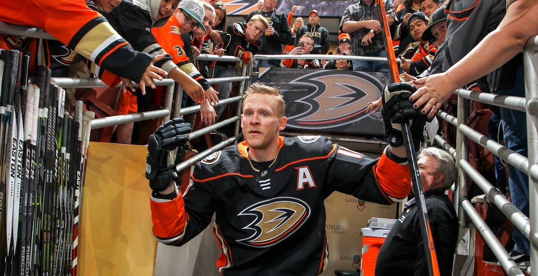 corey perry anaheim ducks