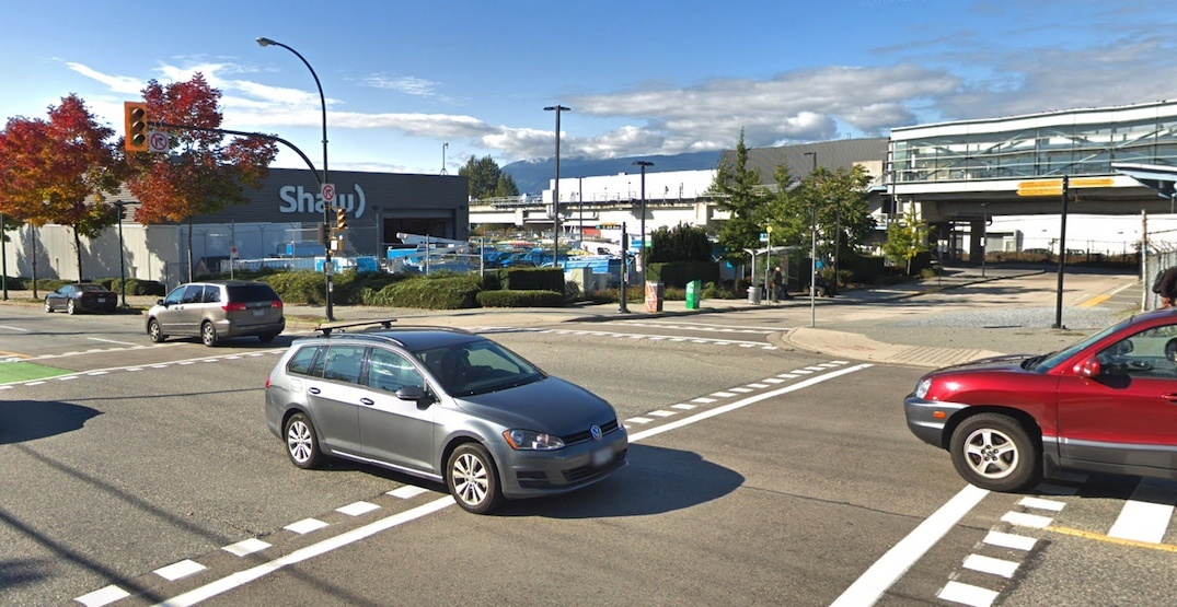 Shaw's East Vancouver warehouse next to SkyTrain station sold for $45 million