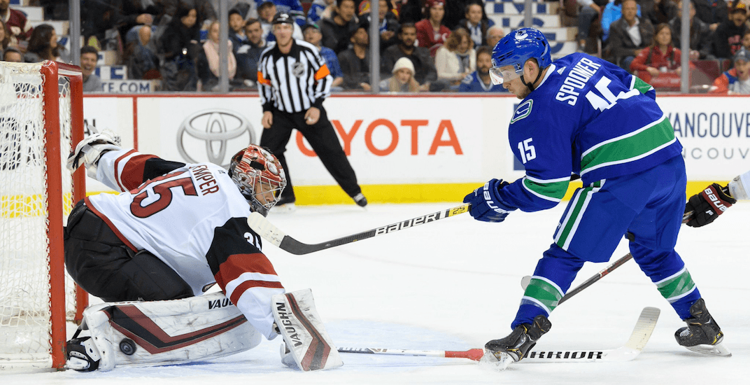 The Canucks Are Buying Out Ryan Spooner S Contract Offside