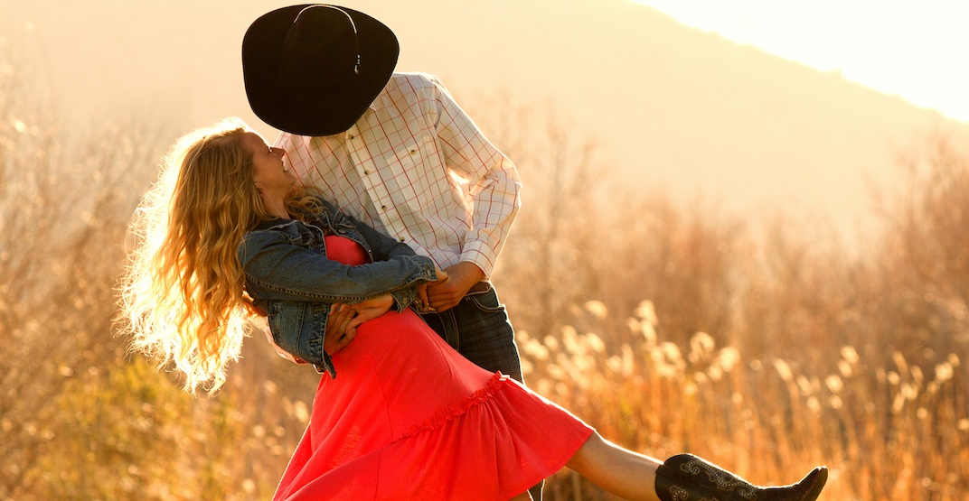 Spark a sizzling hot romance with a rodeo twist at this Stampede event