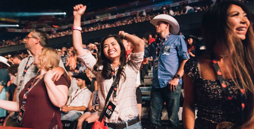 It's time to dust off your cowboy boots for the Virgin Mobile Stampede Concert Series