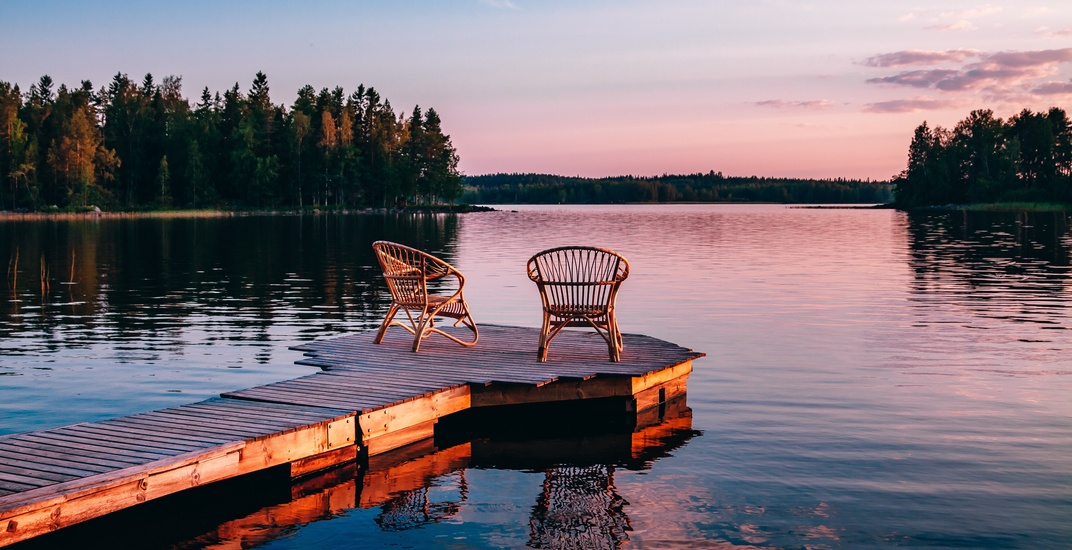 There's another easy way to get to Cottage Country this summer