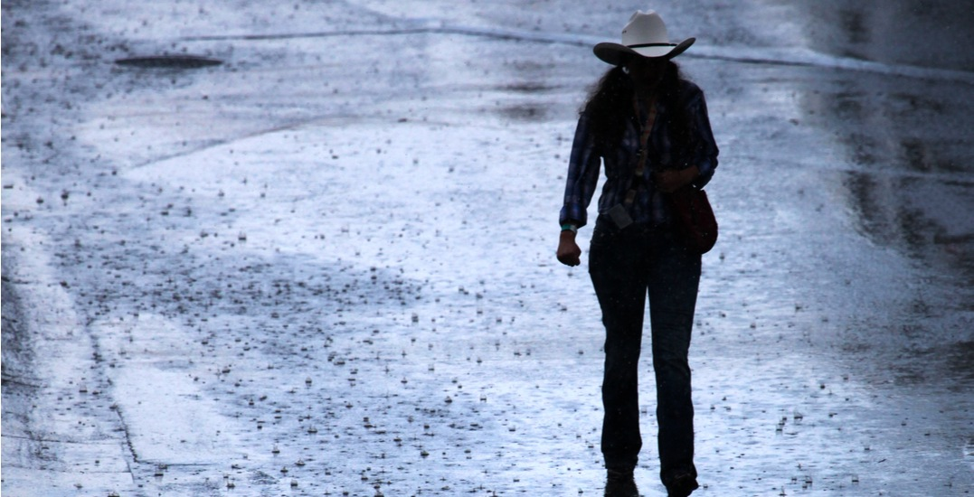 Rainy days ahead to kick off the 2019 Calgary Stampede
