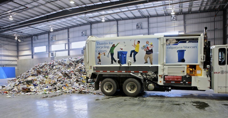 Calgary's blue cart recycling program reaches 10-year anniversary