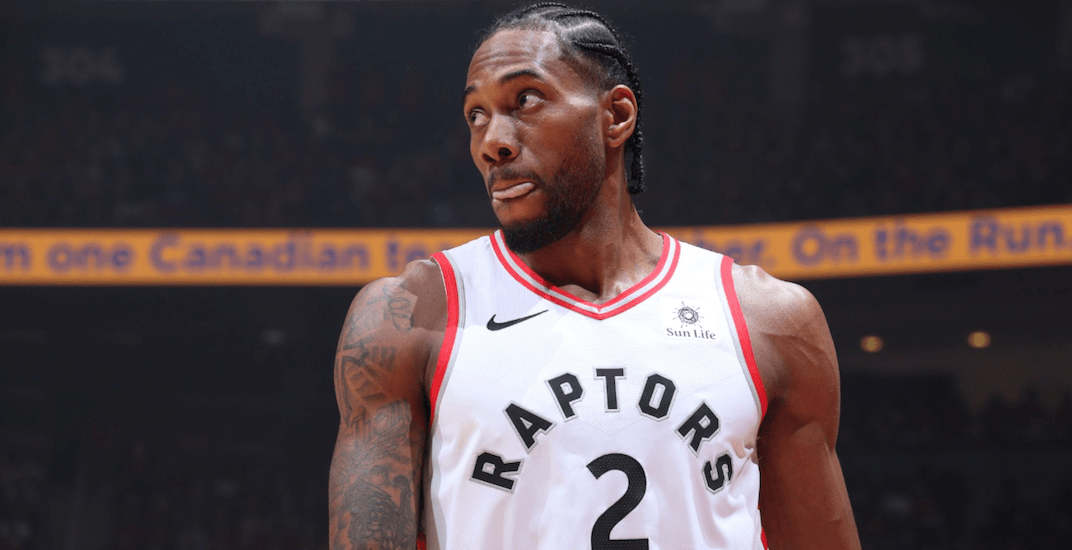 Nike is counter-suing former Raptors superstar Kawhi Leonard: report