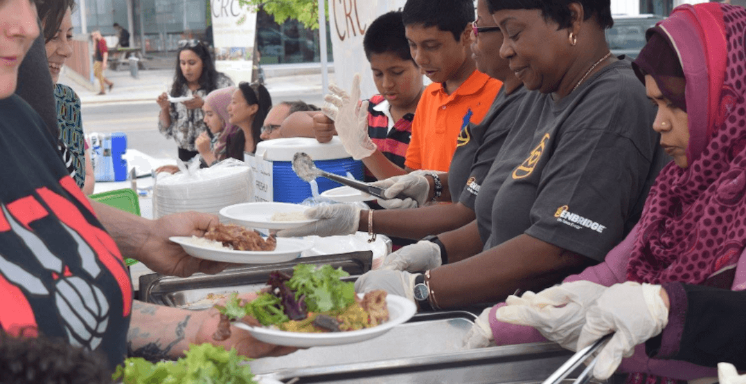 Taste of Regent Park is serving pay-what-you-can meals this summer