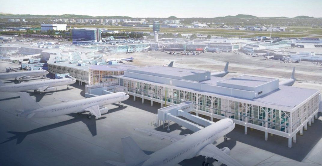 YVR's airport improvement fee to increase to help fund expansion projects