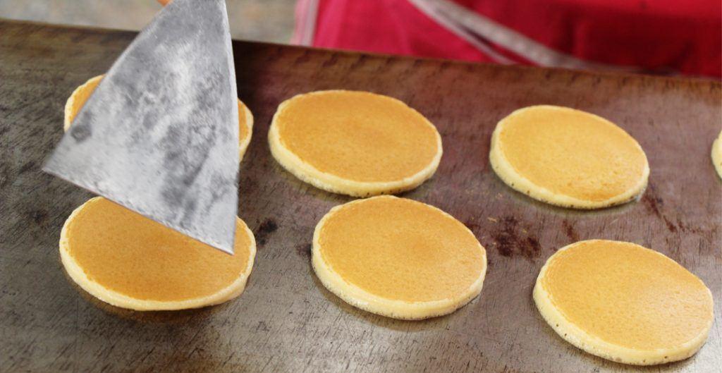 Free pancake breakfasts