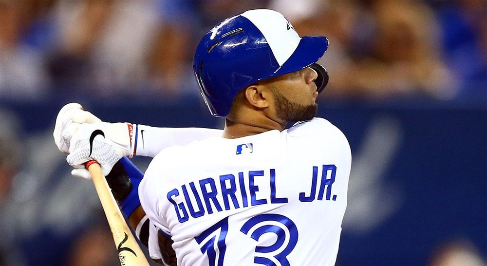 Blue Jays' Lourdes Gurriel Jr. is the king of crushing breaking balls