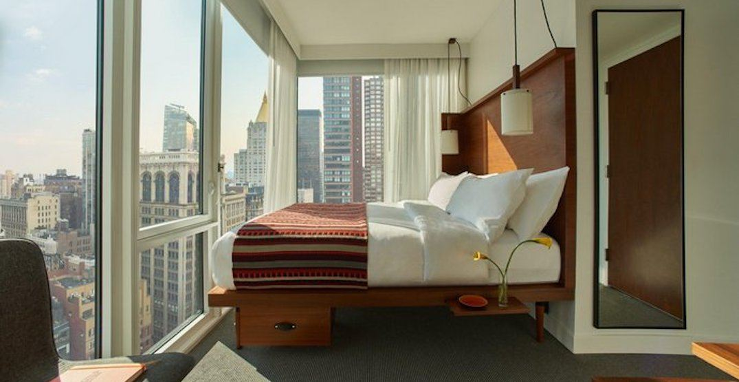 20 of the best places to stay in New York City