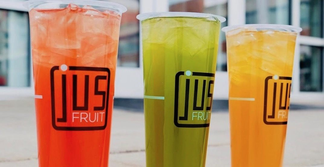 JusFruit Heritage offering buy-one-get-one FREE tea July 5 to 14