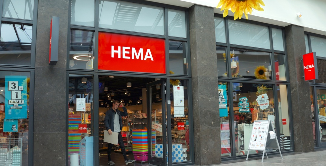 Popular Dutch discount store HEMA is coming to Canada this year