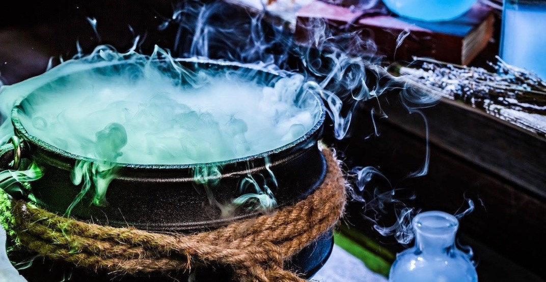 'The Wizard's Cauldron Bar' is coming to Vancouver this November