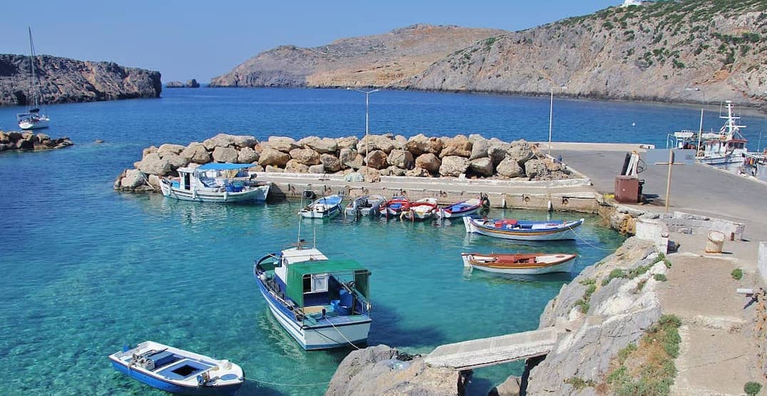 This idyllic Greek island will pay people to move there