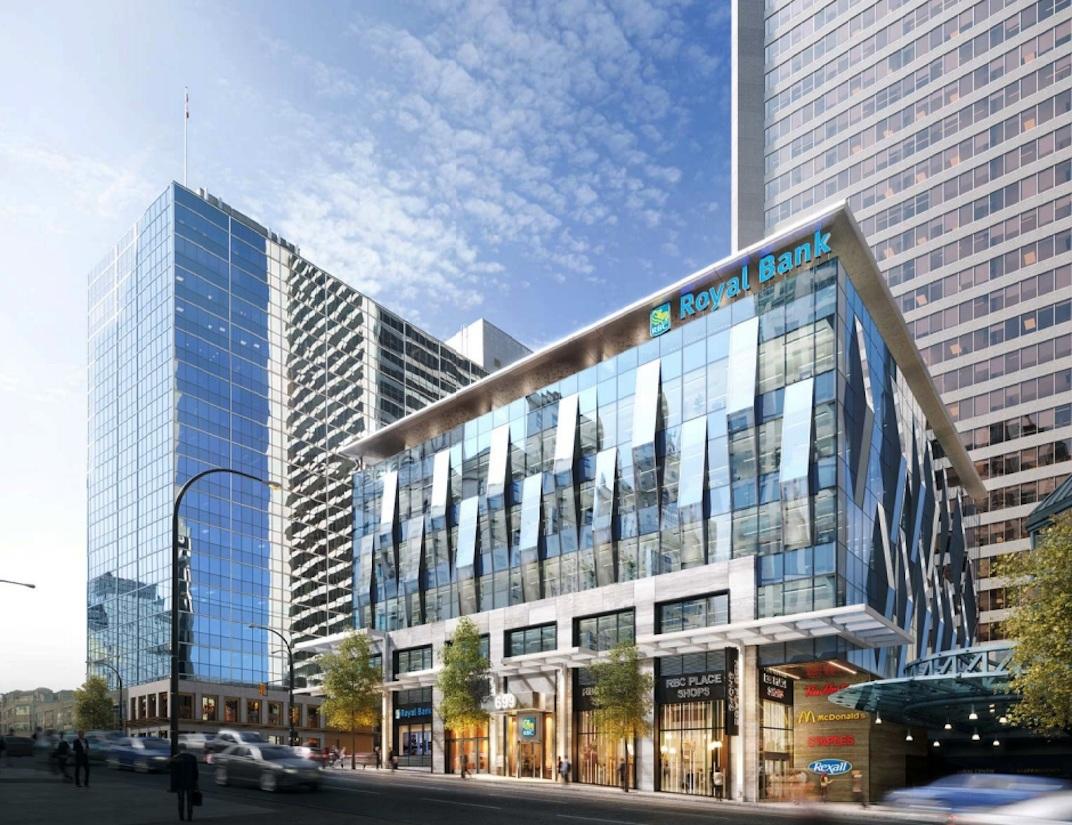 Royal Centre 1025-1055 West Georgia Street Vancouver