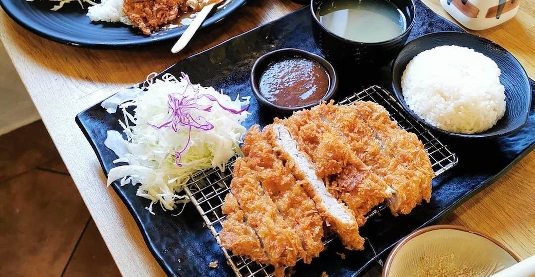 'Mr. Tonkatsu' has opened its first BC location in Surrey