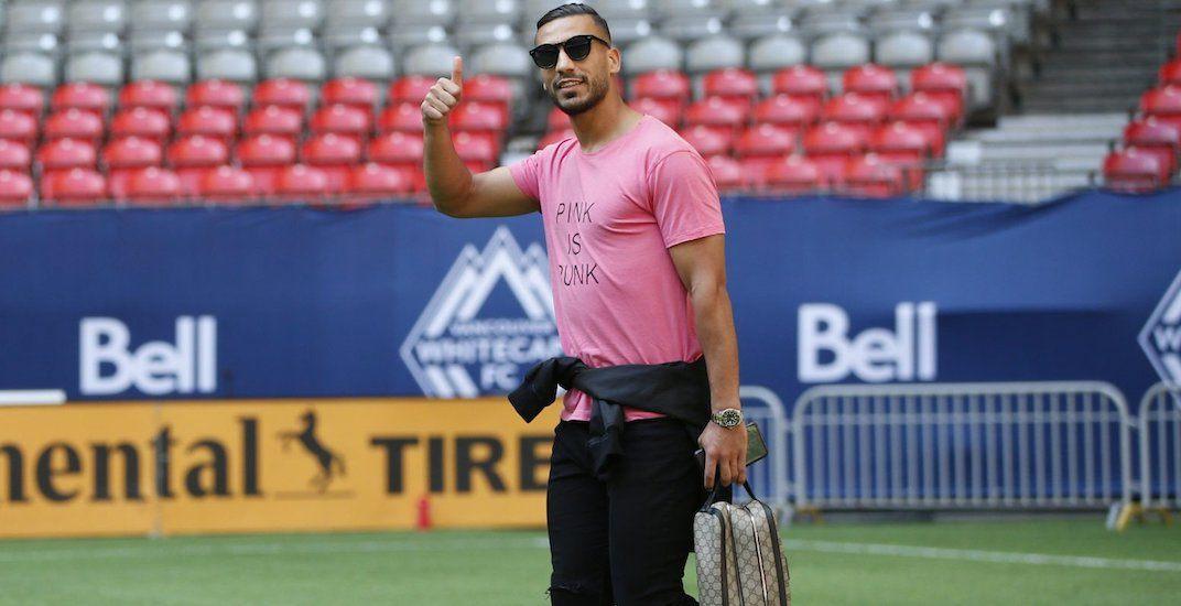 Whitecaps FC acquire Iraqi international Ali Adnan for MLS transfer record