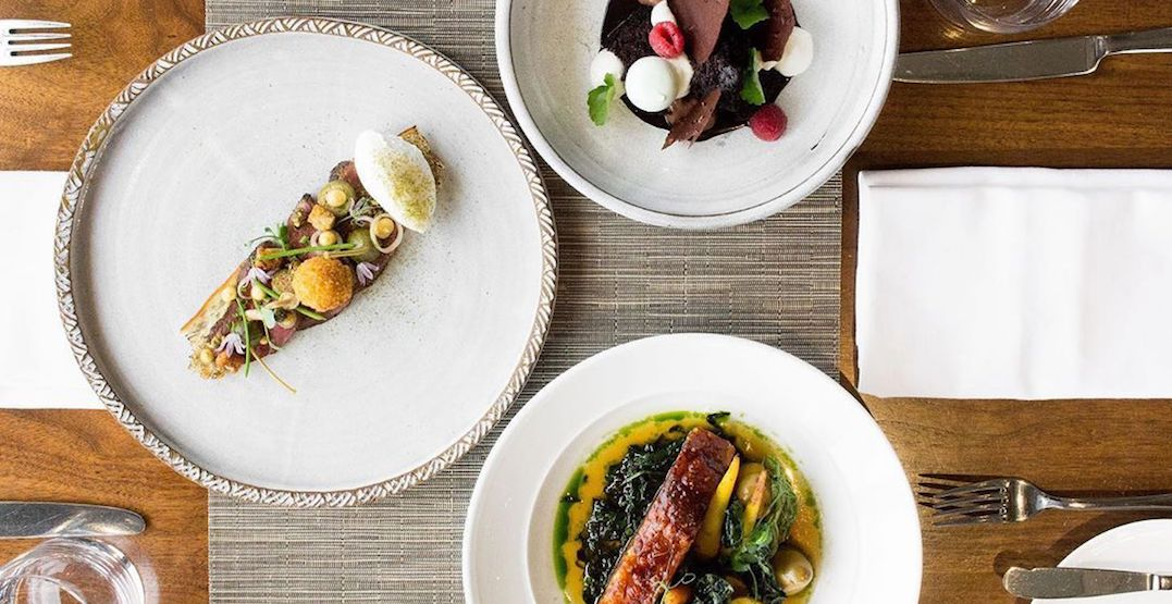 These are the must-visit restaurants for Summerlicious 2019