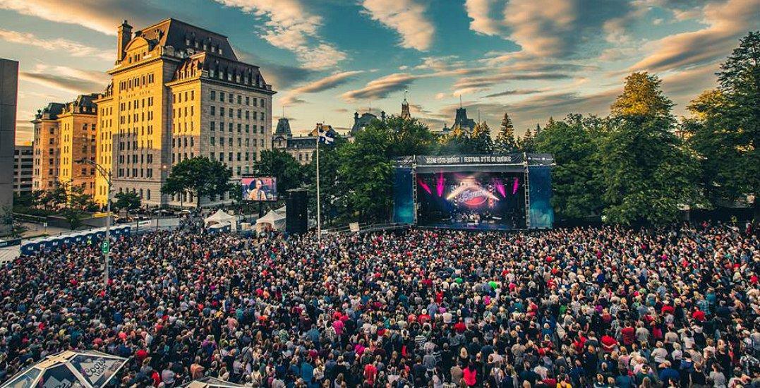 5 artists you can't afford to miss at Festival d'été de Québec