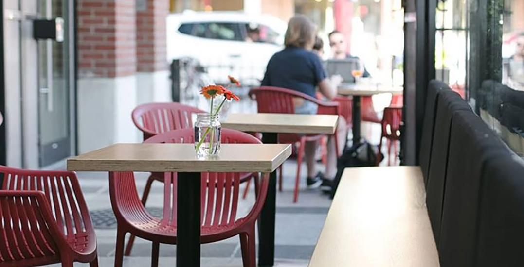7 awesome coffee shop patios in Vancouver
