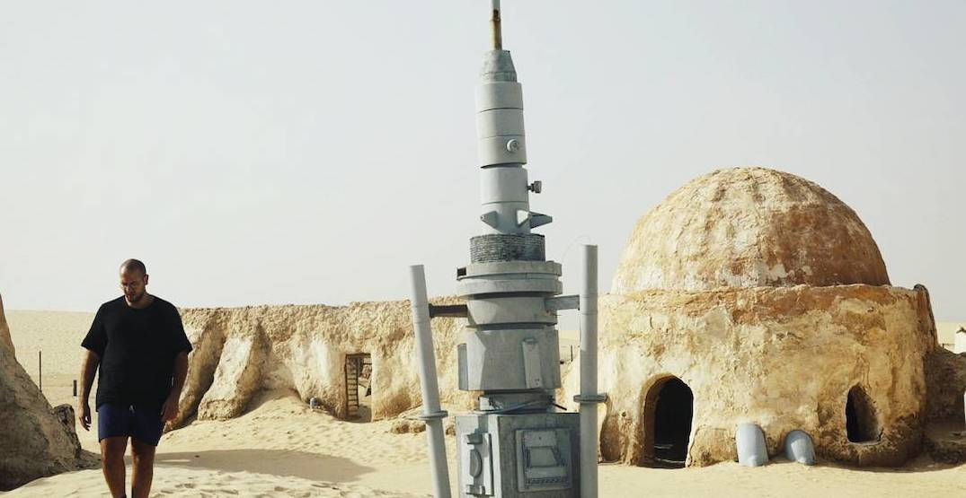 This 30-hour-long music festival is located on a former Star Wars set
