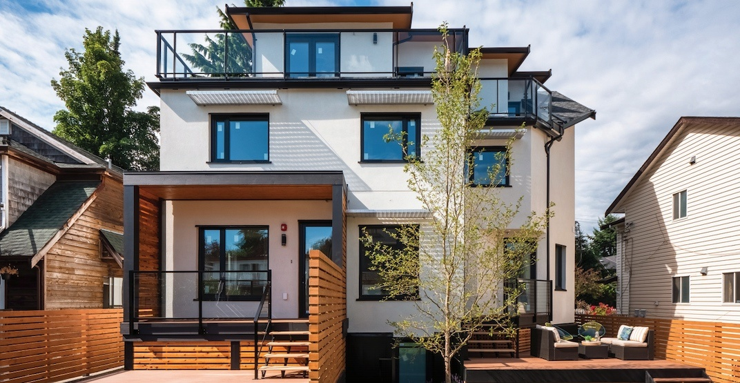 Vancouver mayor proposes allowing up to four ownership homes on a standard lot