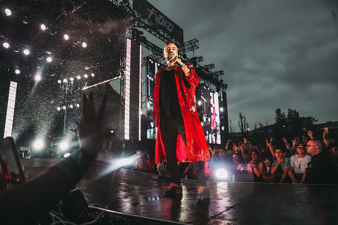 French Montana FVDED In The Park 2019