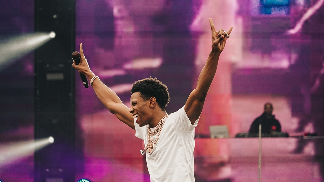 A Boogie Wit Da Hoodie FVDED In The Park 2019
