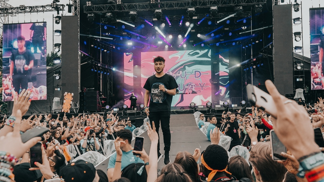 Loud Luxury FVDED In The Park 2019