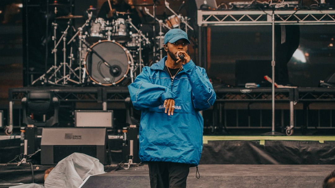 6LACK FVDED In The Park 2019