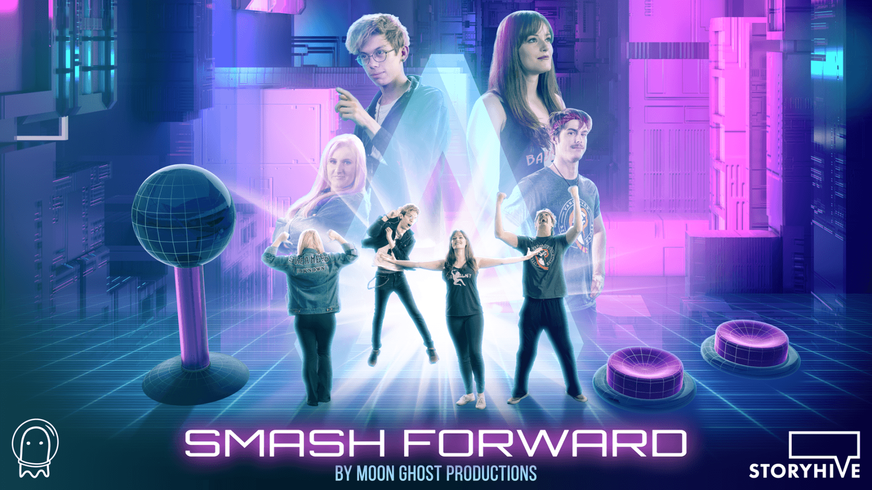 Smash forward poster horizontal