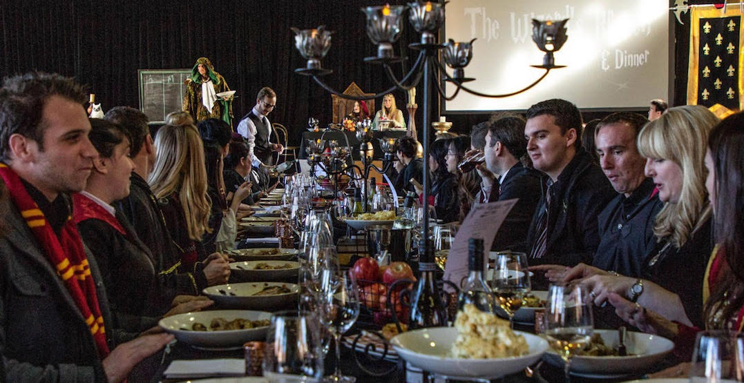 A magical Harry Potter-themed brunch is coming to Calgary this December