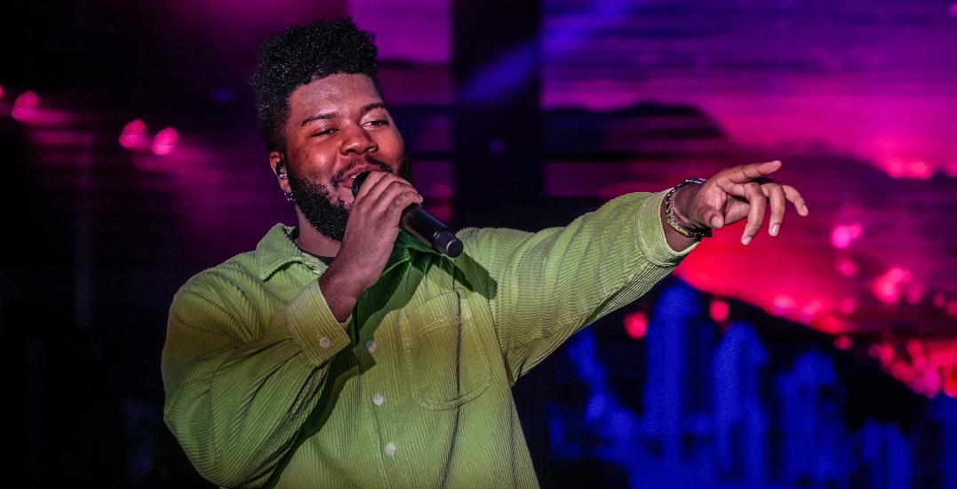 Khalid, Tory Lanez, 6LACK, and more get FVDED in the Park (PHOTOS)